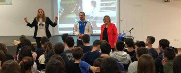 Εορτασμός της Πανελλήνιας Ημέρας κατά της Σχολικής Βίας και του Εκφοβισμού